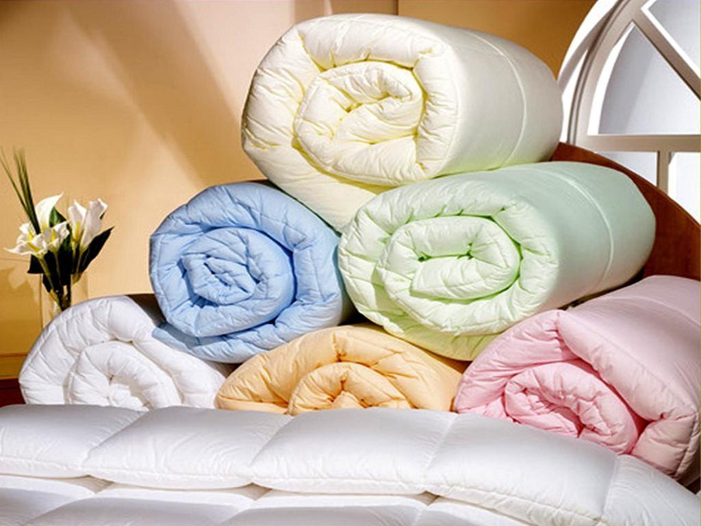 Одеяла гипоаллергенные