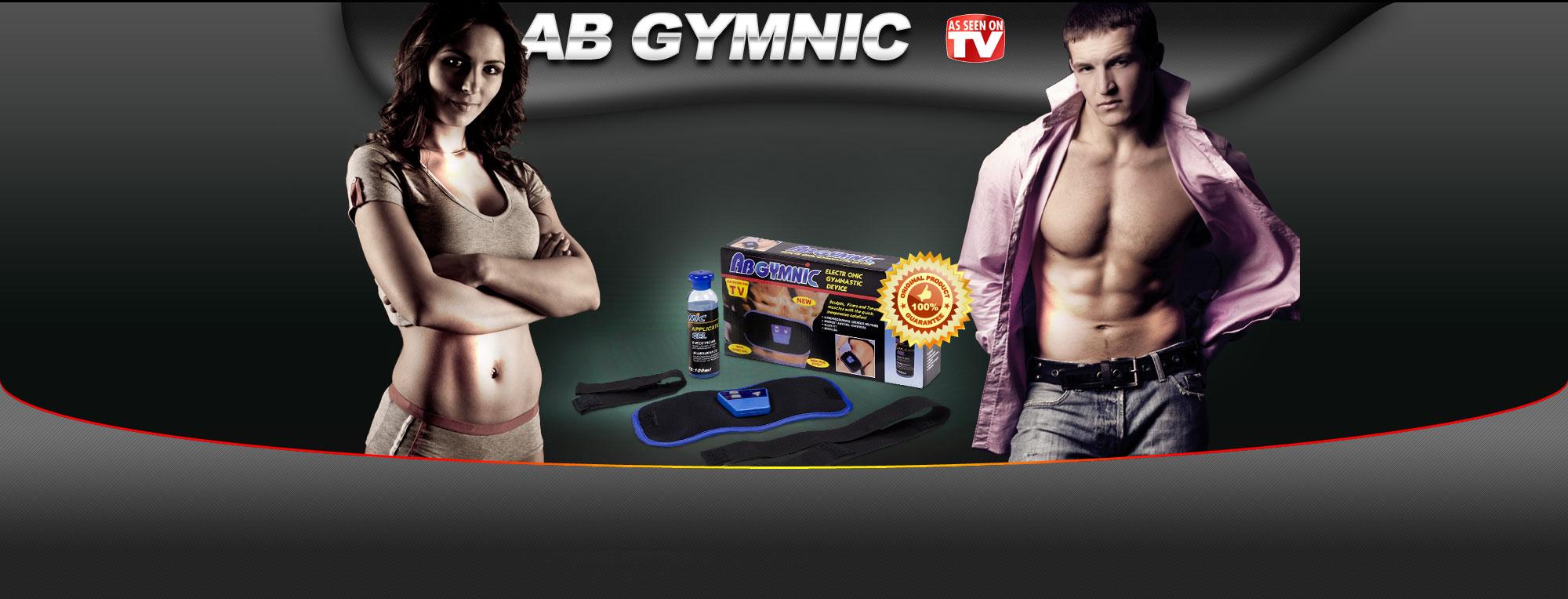 Пояс Ab Gymnic