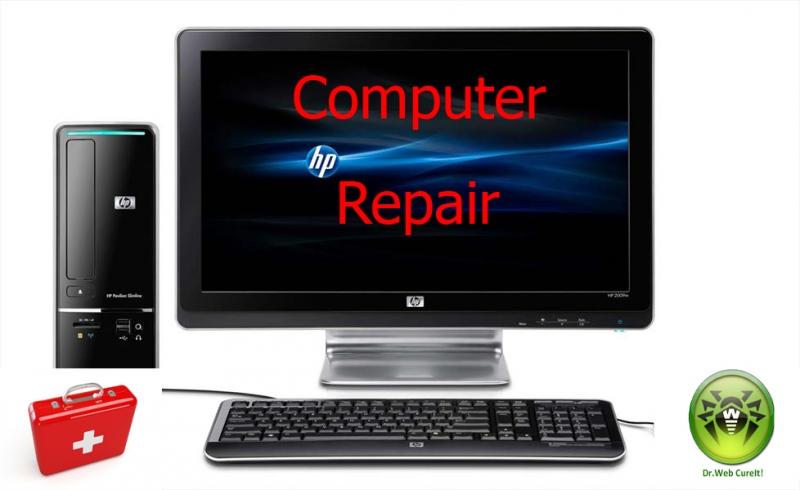 Установка Windows Виндовс, Ремонт Компьютеров, Ремонт Ноутбуков