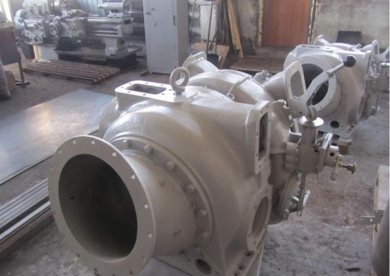 Продам Продам на ЧМЭ3 турбокомпрессор PDH50, отл сост,охладитель наддува воздуха