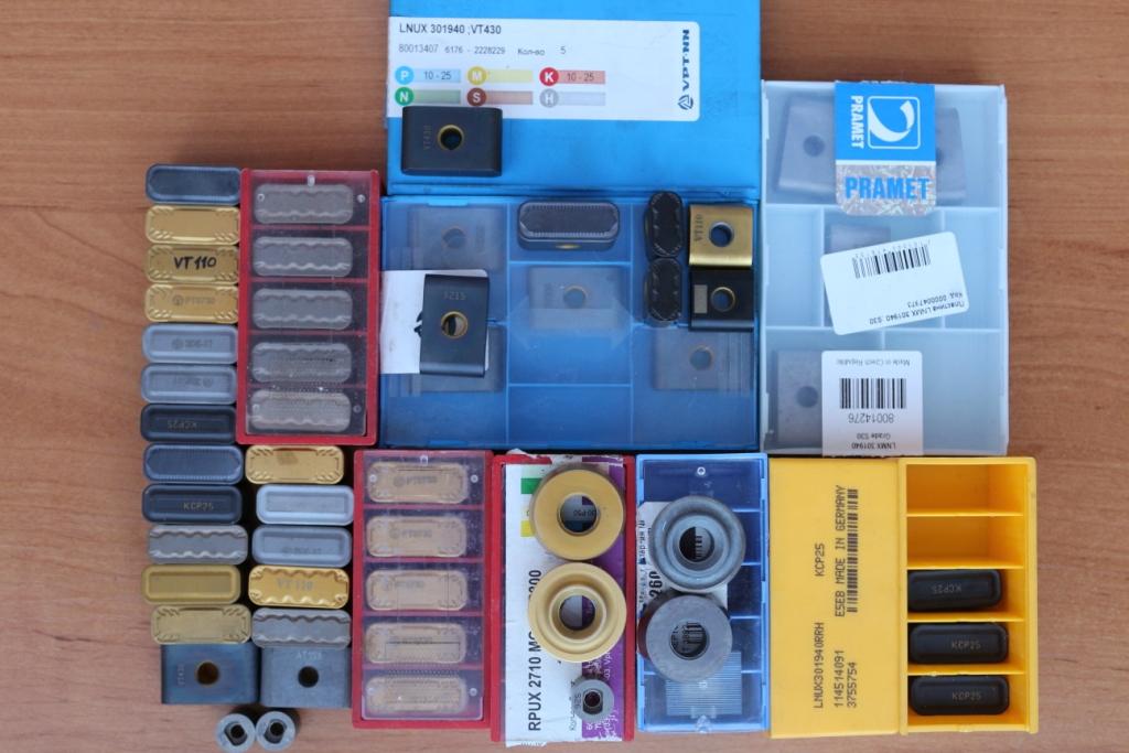Куплю резцы lnux301940 vt430,9215,т110,т130, vt110,s20