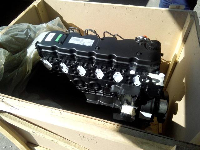 Двигатель Камминз 6isbe Euro-3,4 новый.
