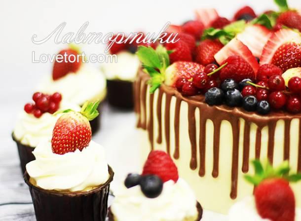 Лавтортики  торты на заказ в Москве