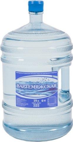 Артезианская вода 19 литров Вартемяжская