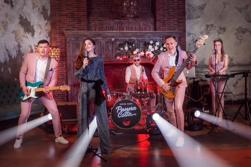 Кавер-группа Музыкальное сопровождение вашего праздника,банкета