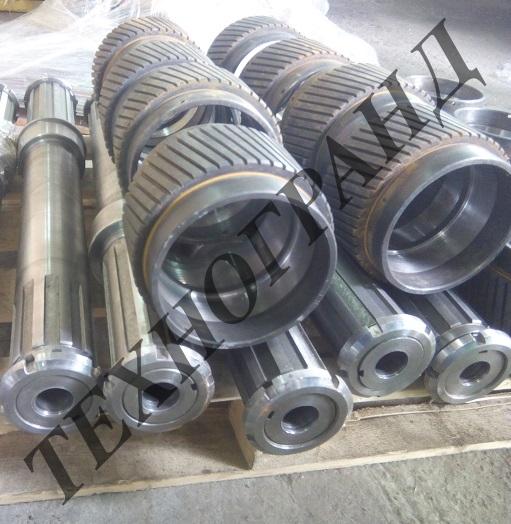 Производим запасные части для гранулятора.