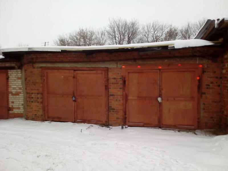 Продам гараж на 2 машины
