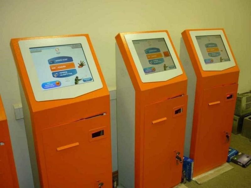Разработка, сборка и настройка платежных и информационных терминалов.