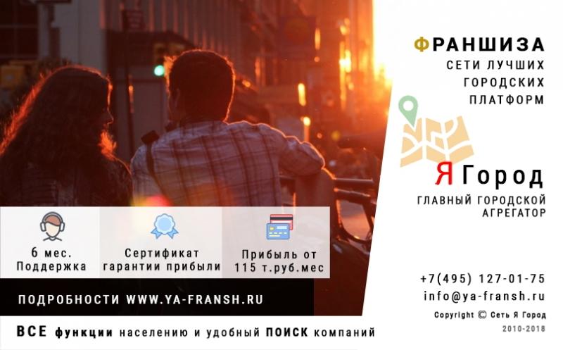 Готовый бизнес в Петропавловск-Камчатский по франшизе