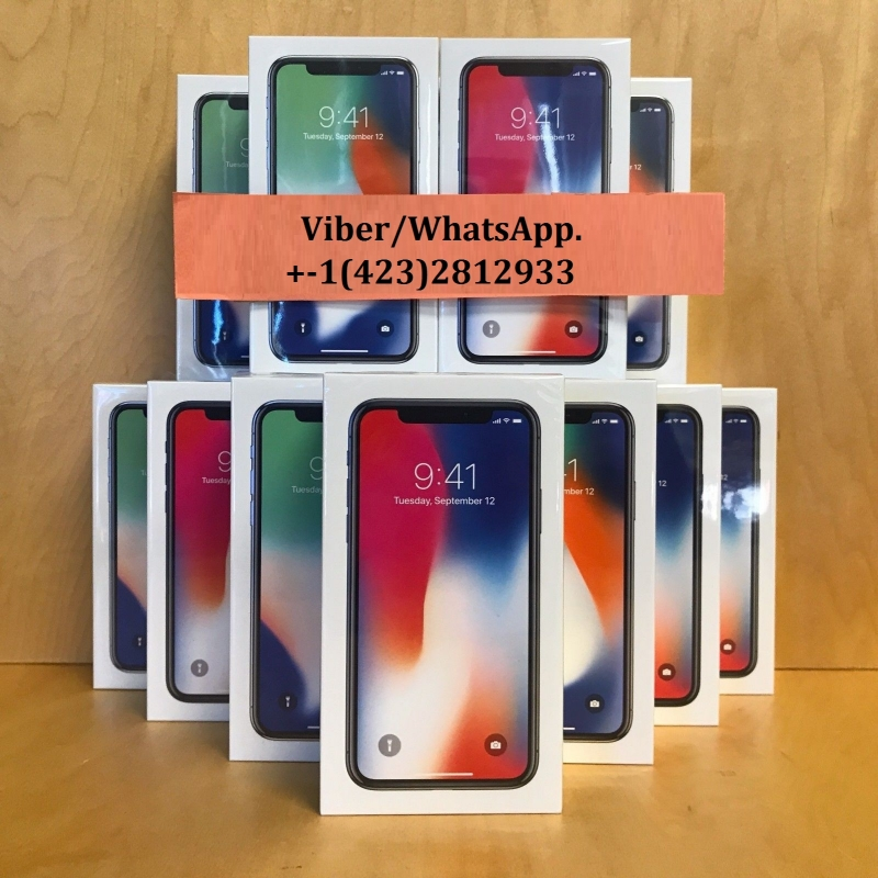iPhoneX, 8, 8, 7, Galaxy S8 и Antminer L3, S9