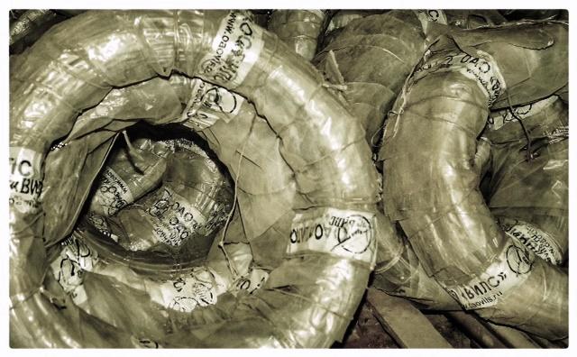 Титановая сварочная проволока в наличии