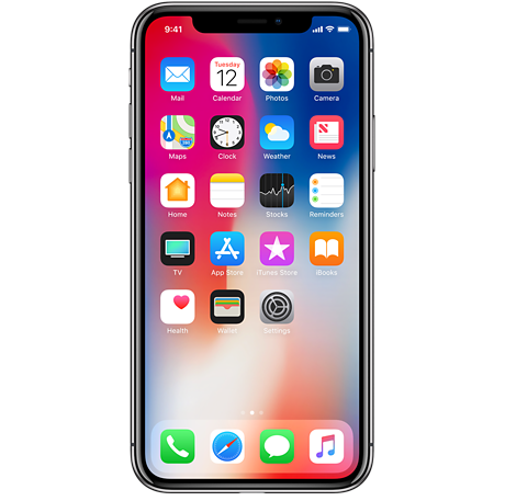 Айфон 10  iPhone X