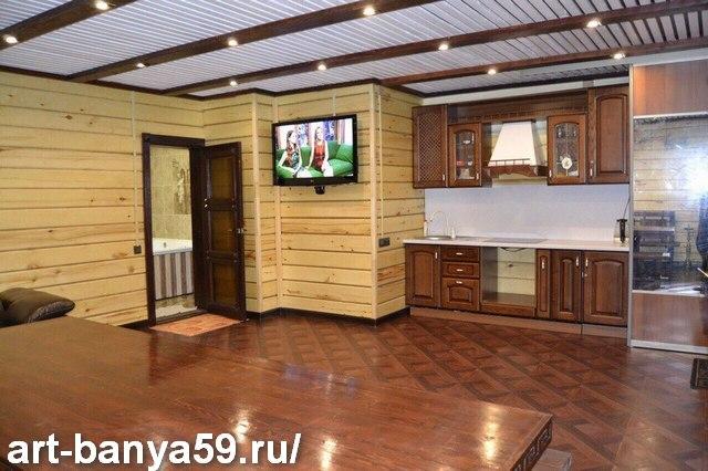Сауна от 800рубчас в центре г.Пермь