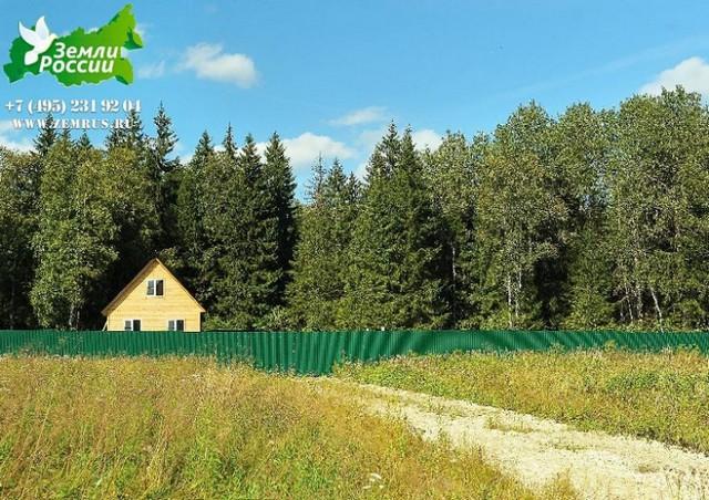 Участок 70 км от Москвы рядом с Минским шоссе 45 мин. от Москвы