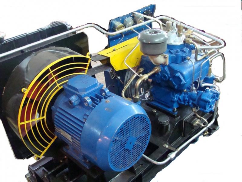 Поставка компрессора в ЭКПА2-150A