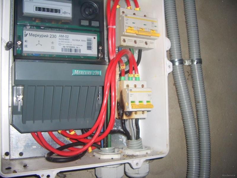 Вызов частного электрика на Сходне