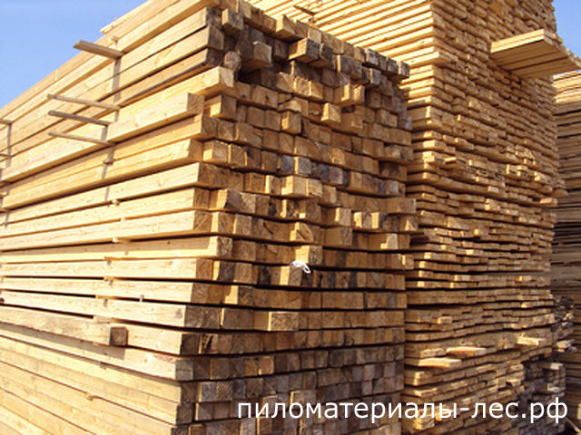Пиломатериалы в Чебоксарах.