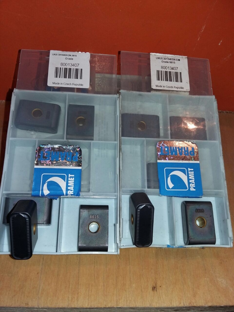 продаю Пластина тангенциальная LNMX 301940  PRAMET 6615.9215.VT430
