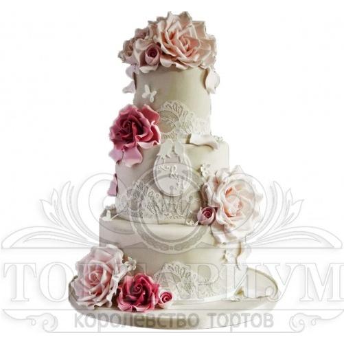 Производство свадебного торта