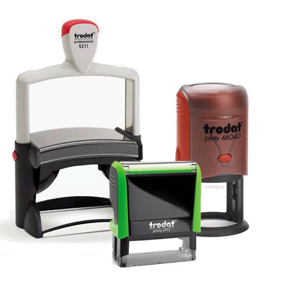 Изготовление печатей и штампов на резине методом лазерной гравировки