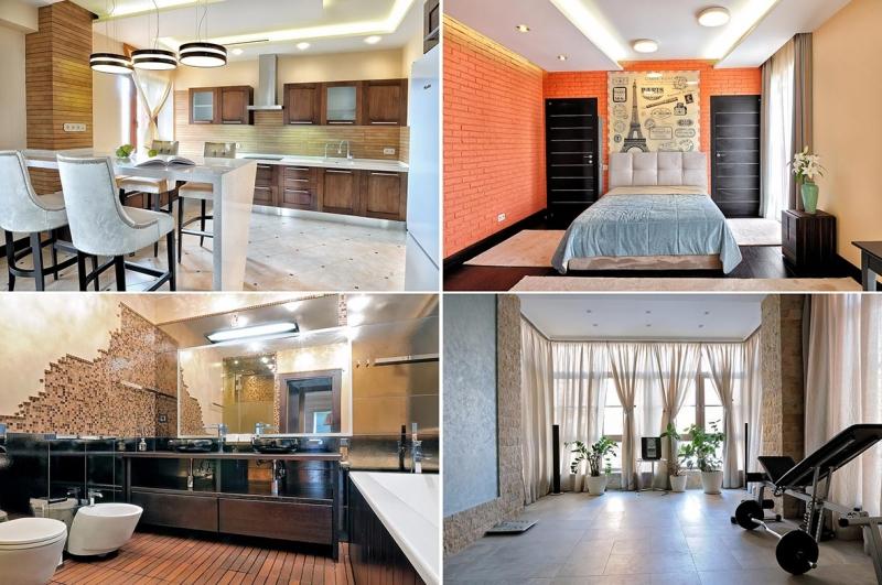 Фотосъемка квартир, домов, недвижимости