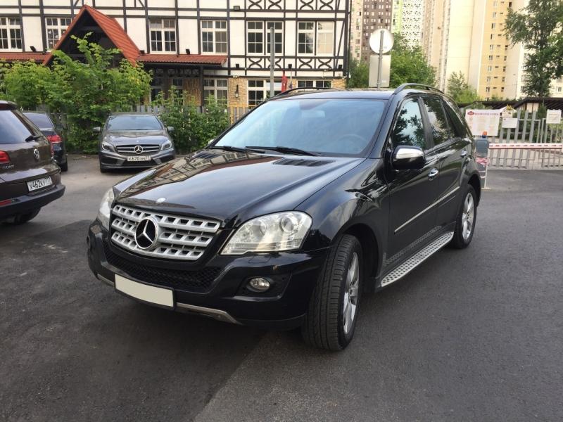 Продаю Mercedes-Benz ML CDI 211 л.с. 4WD. Рестайлинг