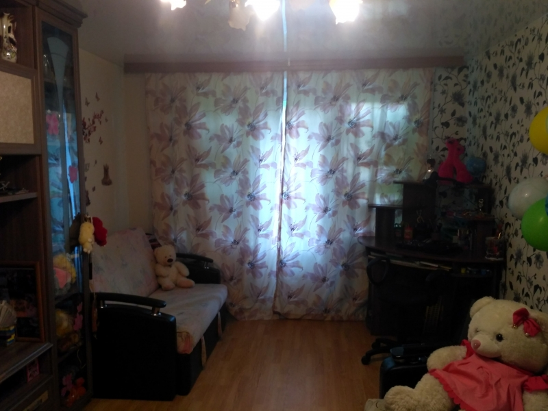 Продам 2х комнатную квартиру 45 кв.м