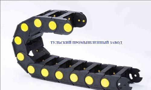 Гибкие кабель каналы - система защиты кабелей