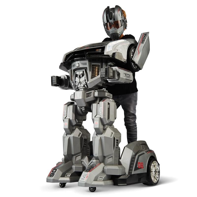 Электрокары и робомобили