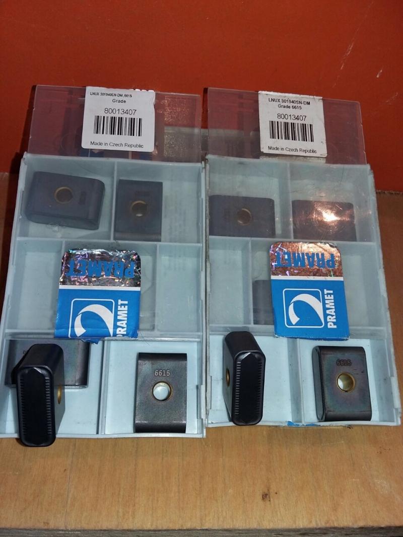 продам пластины для обточки колиосних пар тангенциальную LNMX PRAMET  VT430 6615