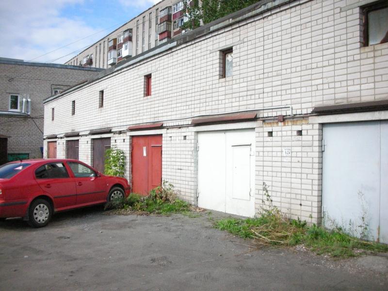 Продам трех-ярусный гараж 72м2 напротив Химиков 12