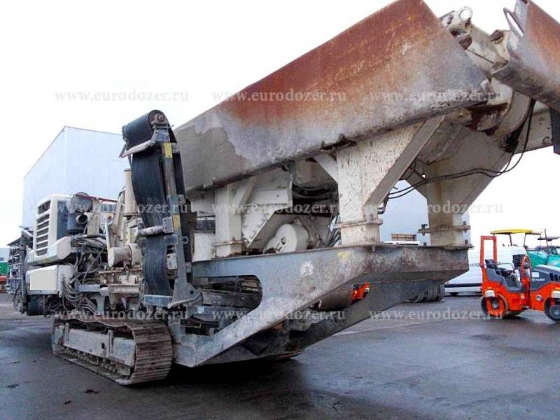 Дробилка METSO LT1213, 2013 г, 5900 мч, из Европы