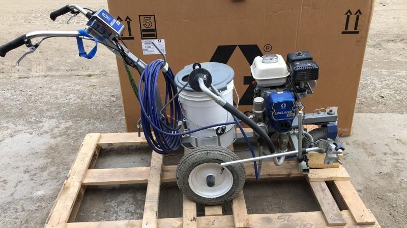 Разметочная машина Graco Linelazer 3400