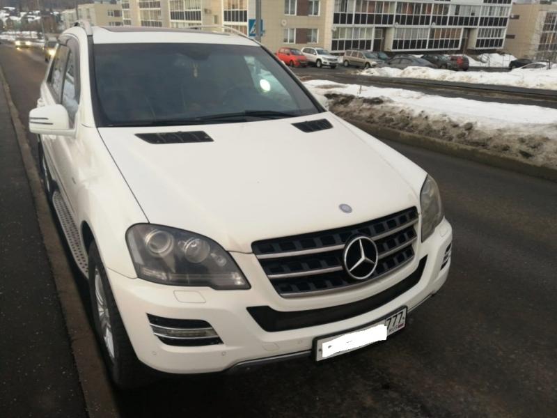 Продаю Mercedes-Benz M-klasse II W164 Рестайлинг 350 в Москве,  г. в. 2010