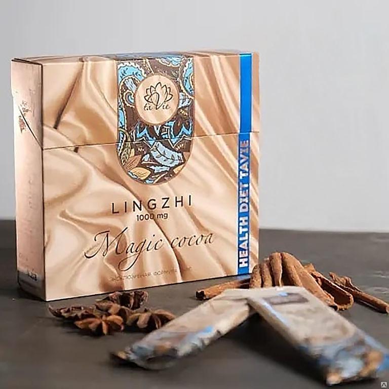 Lingzhi Magic Cocoa