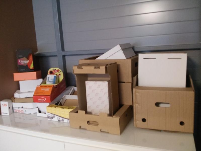 Коробки из гофрокартона