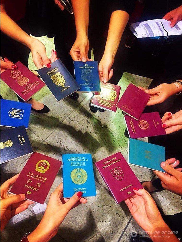 Перевод паспорта, метро Киевская