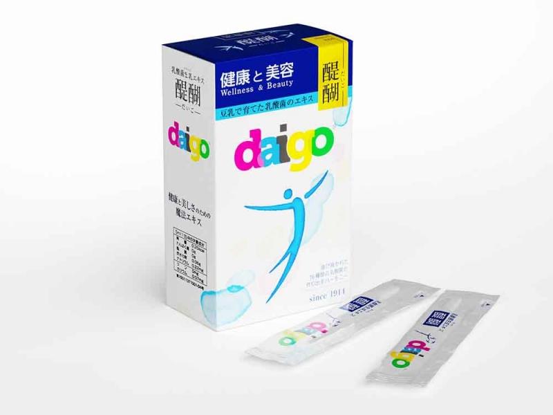 ДАЙГО Daigo  продукт из Японии для восстановления микрофлоры кишечника
