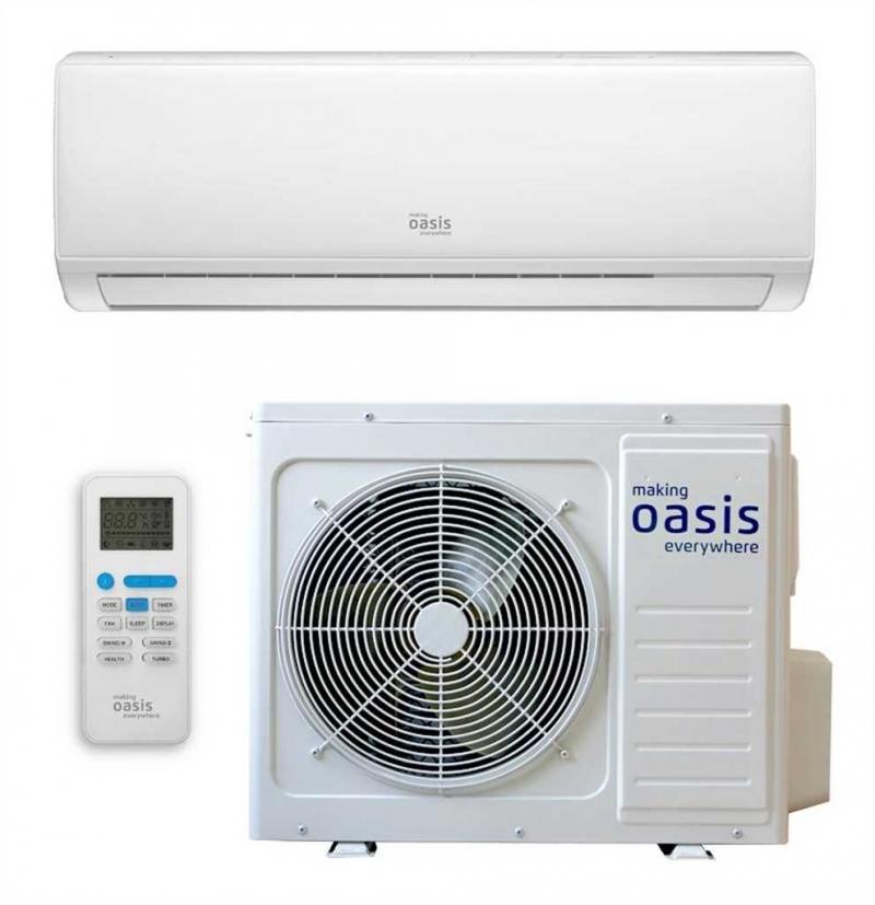 Сплит-система OASIS 07 до 20 кв.м