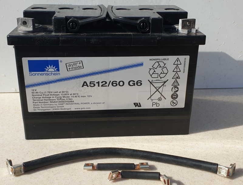 Продаю новые АКБ Sonnenschein A512-60 G6