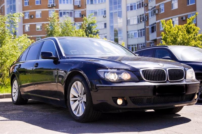 Продаю BMW740Li, 2008 г.в.