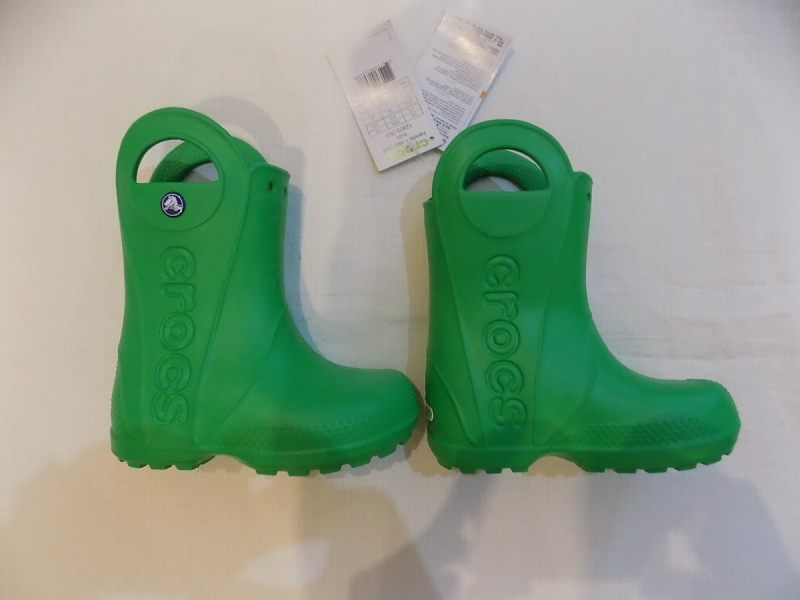 Crocs новые сапоги