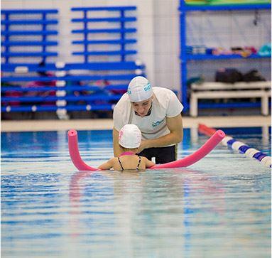 Бесплатное занятие в детской школе плавания Океаника на Марьиной роще.