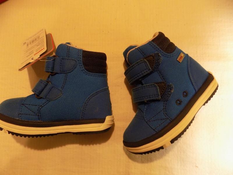 Reima Patter новые ботинки